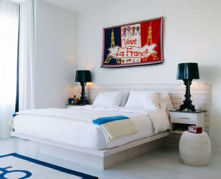 Декор спальни 13