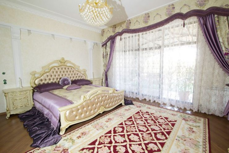 Bedspread bedroom