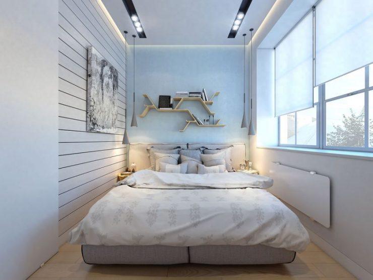 Bedroom 13 sq. m. 12
