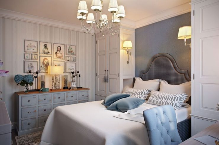 Спальня 13 кв. м.