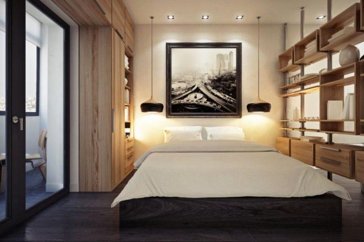 Bedroom 13 sq. m. 39