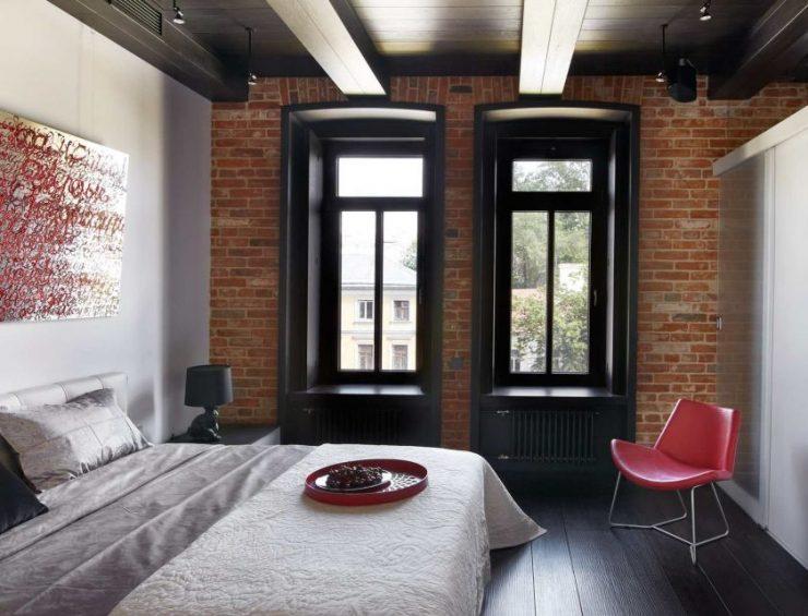 Bedroom 13 sq. m. 21