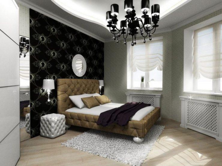 Bedroom 13 sq. m. 33