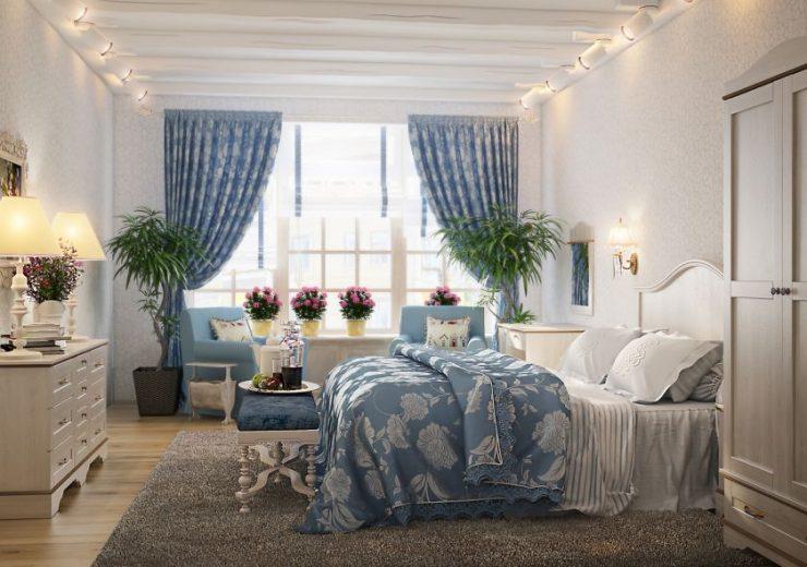 Спальня прованс 6