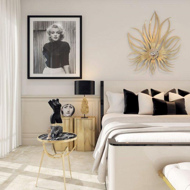 Белая спальня 51