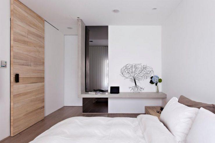 Белая спальня 11