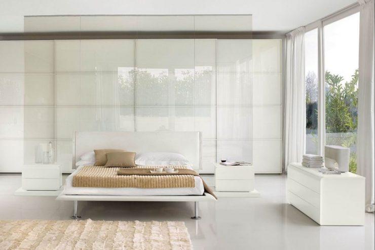 Белая спальня 12