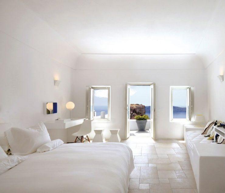 Белая спальня 17