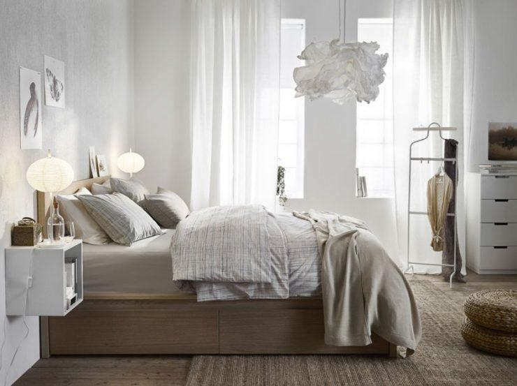 Белая спальня 15