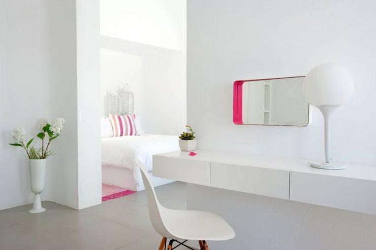 Белая спальня 16