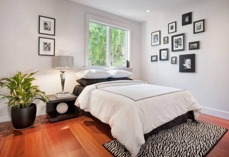 Белая спальня 24