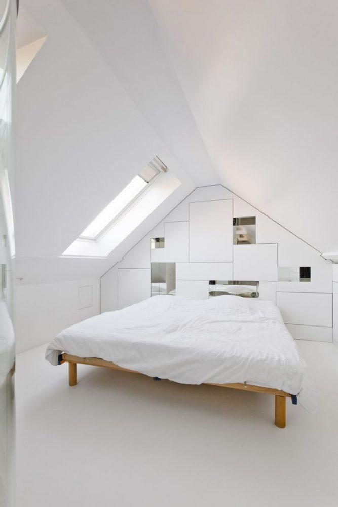 Белая спальня 14
