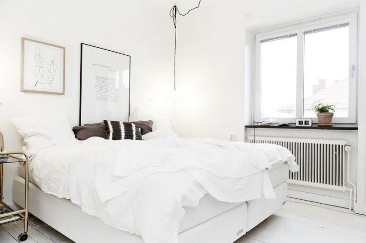 Белая спальня 45