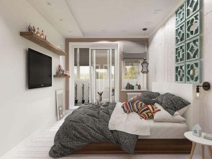 Белая спальня 52