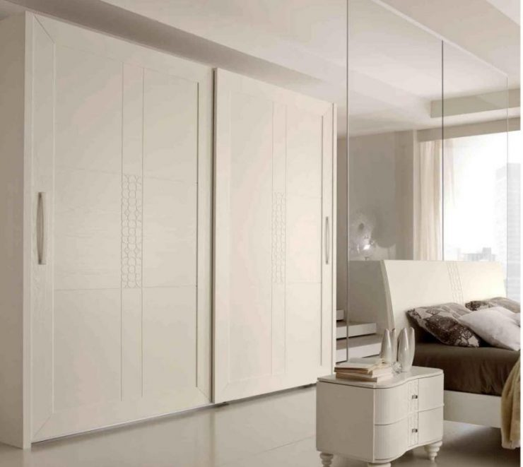 Белая спальня 27