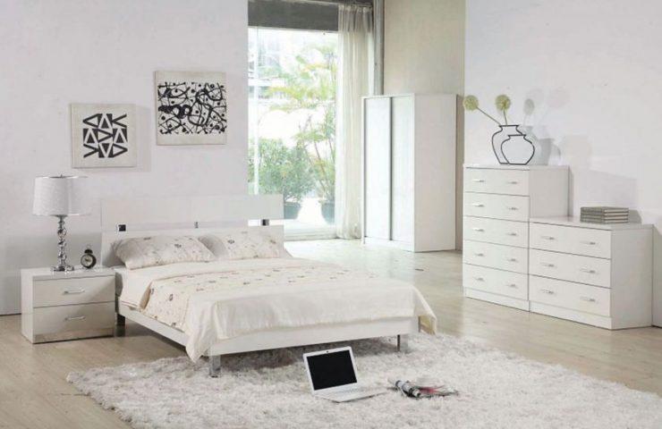 Белая спальня 29