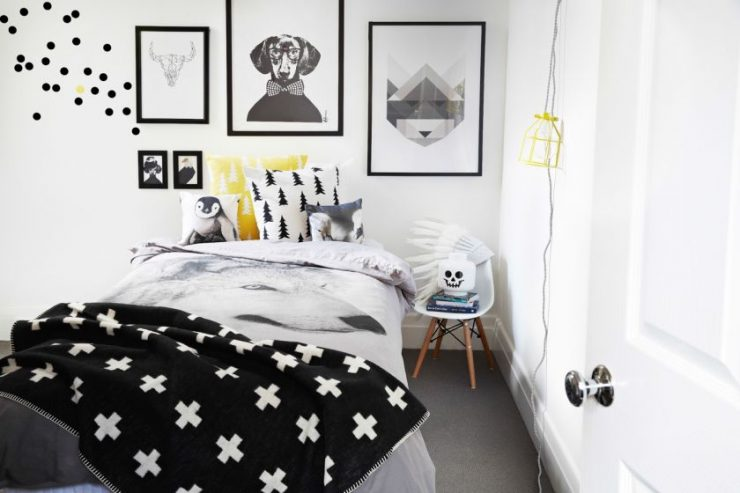 Белая спальня3 8