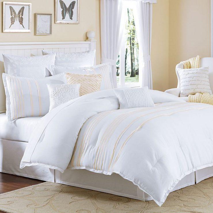Белая спальня 30