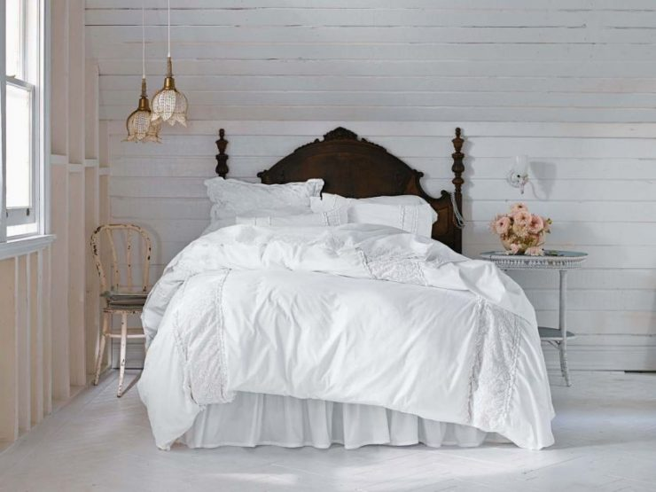 Белая спальня 31
