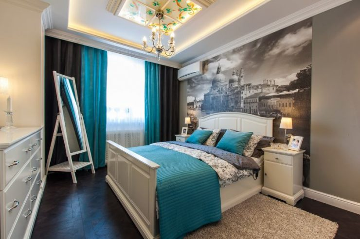 Декор спальни 43