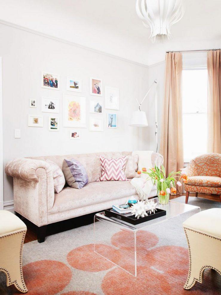 Персиковая спальня 28