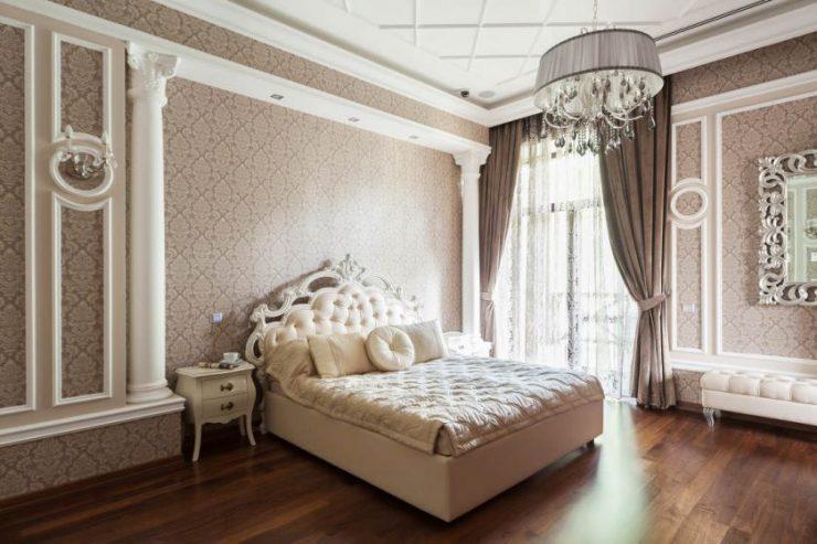 Декор спальни 44
