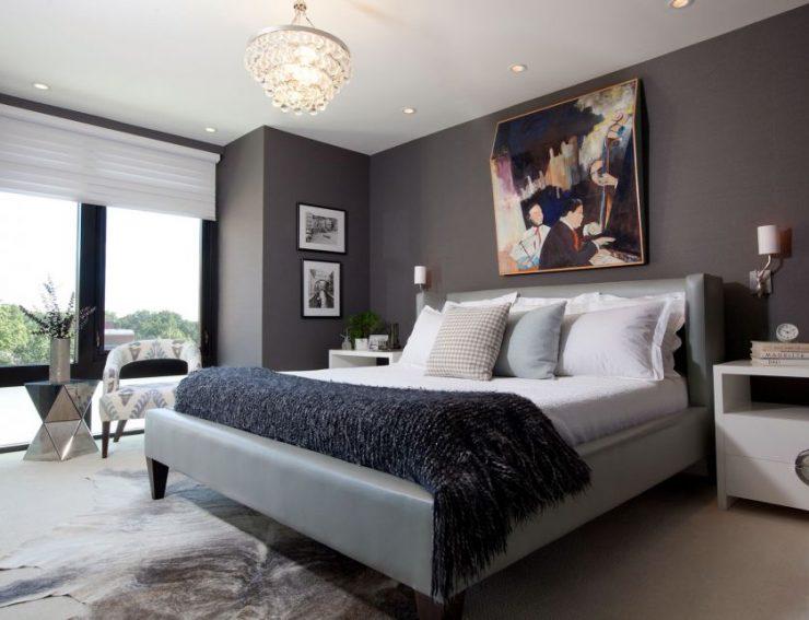 Декор спальни 17