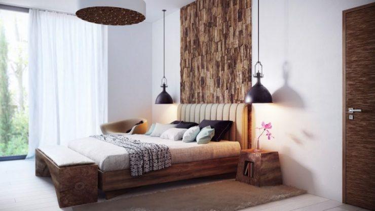 Декор спальни 33