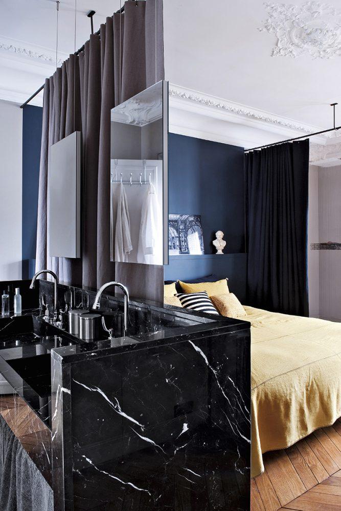 Декор спальни 55