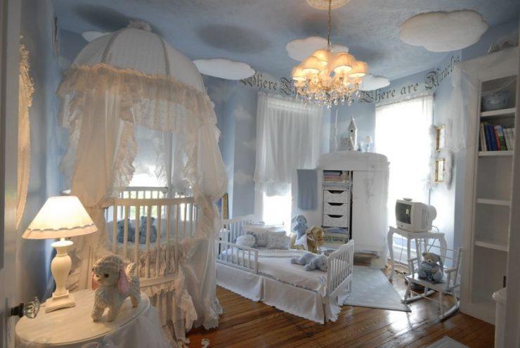 Детские спальни 10