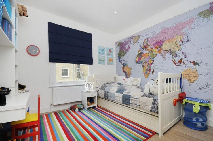 Детские спальни 9