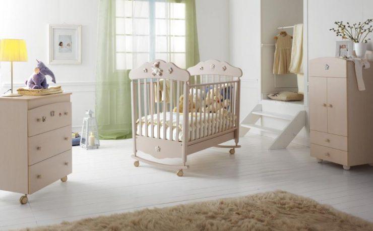 Детские спальни 8