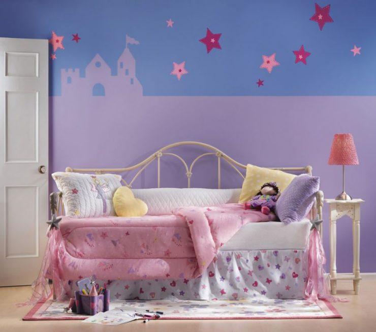 Детские спальни 4