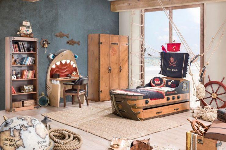 Детские спальни 13