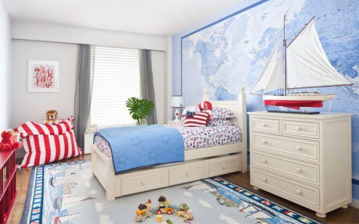Детские спальни 28
