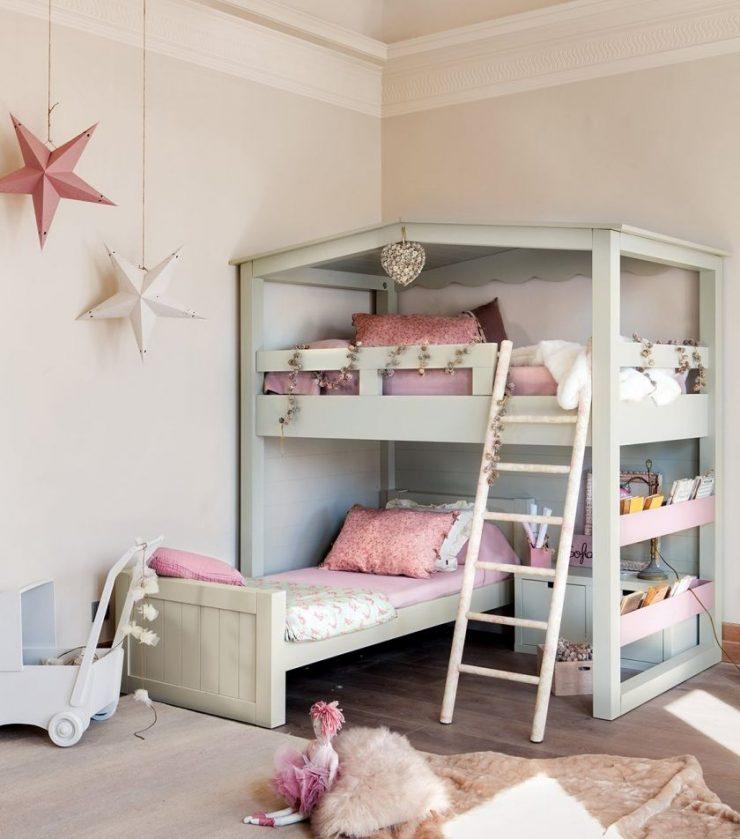 Детские спальни 34