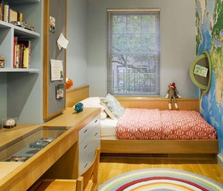 Детские спальни 35