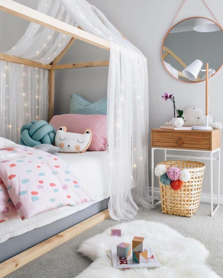 Детские спальни 44