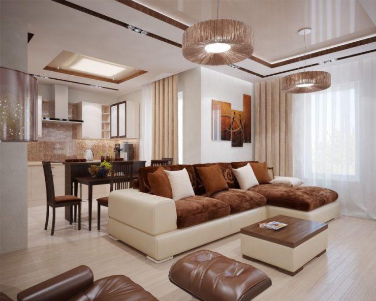 Особенности углового дивана для дома
