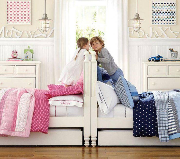 Детские спальни 31