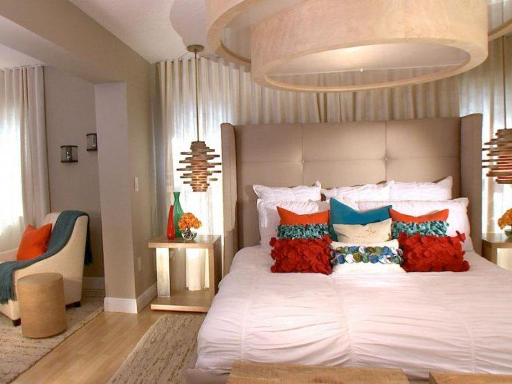 Как украсить спальню 1