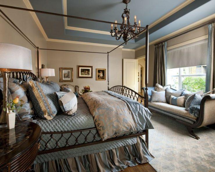 Как украсить спальню 24