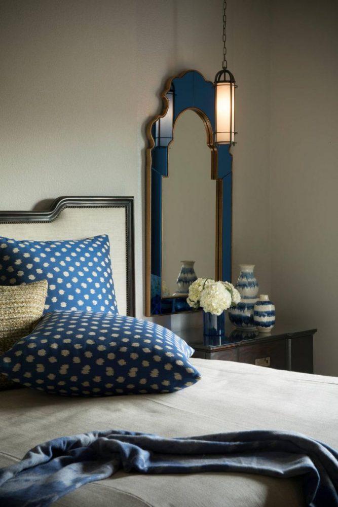 Как украсить спальню 26