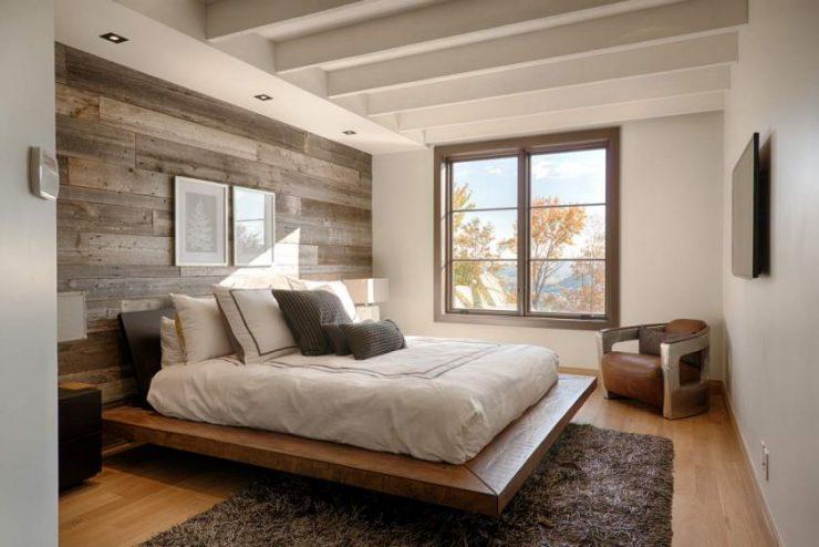 Как украсить спальню 34