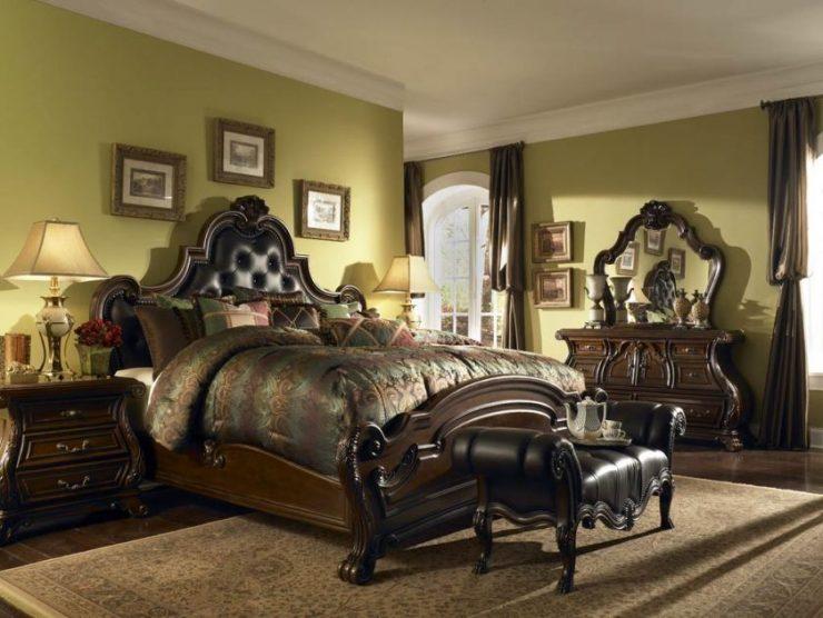 Классические спальни 1