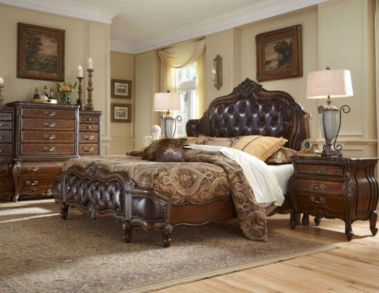 Классические спальни 2