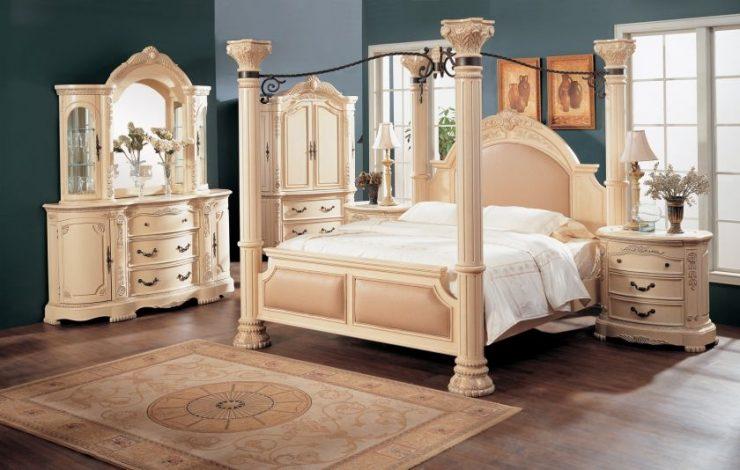Классические спальни 3