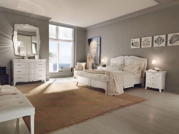 Классические спальни 20