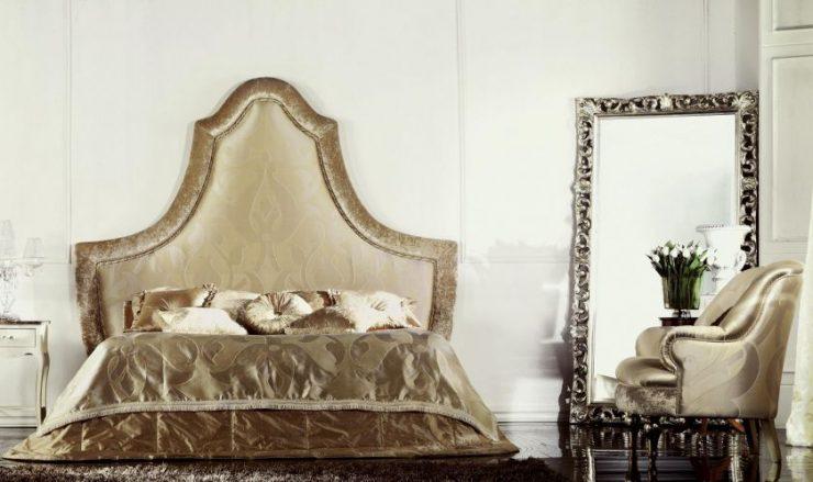 Классические спальни 19