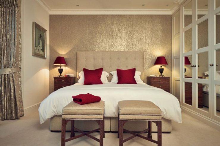 Классические спальни 6